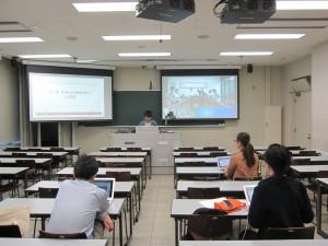9th EBA Open Seminar from Keio- SFC end