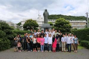 Minamata Fieldwork 2014